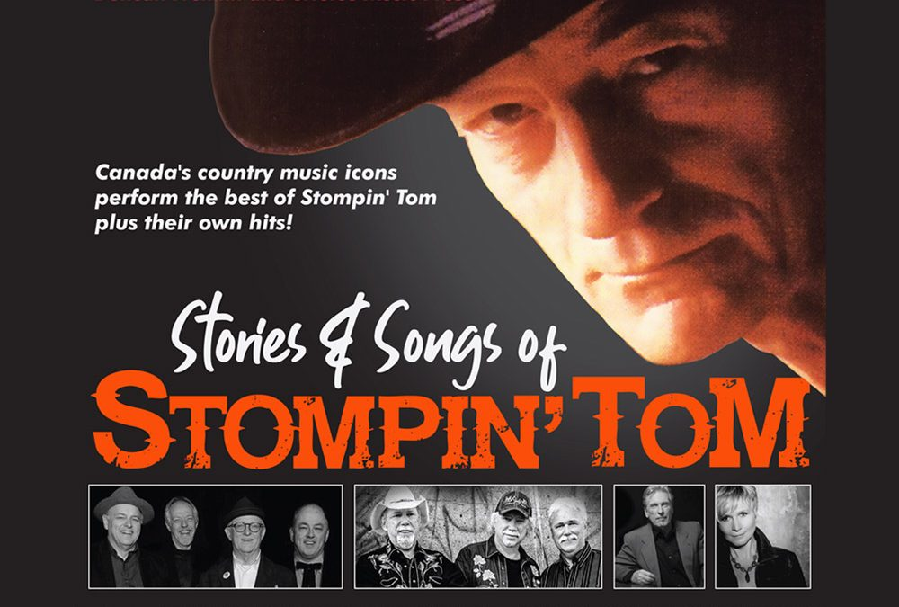 Stories and Songs of Stompin' Tom