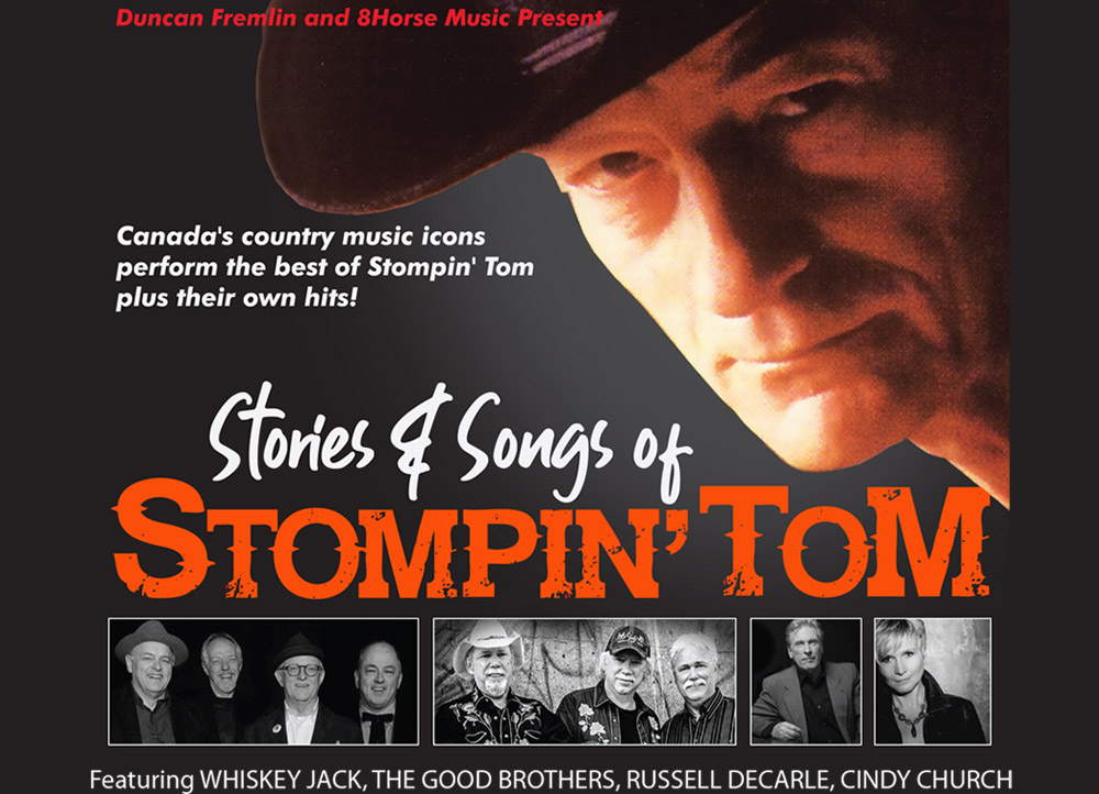 Stories of Stompin Tom