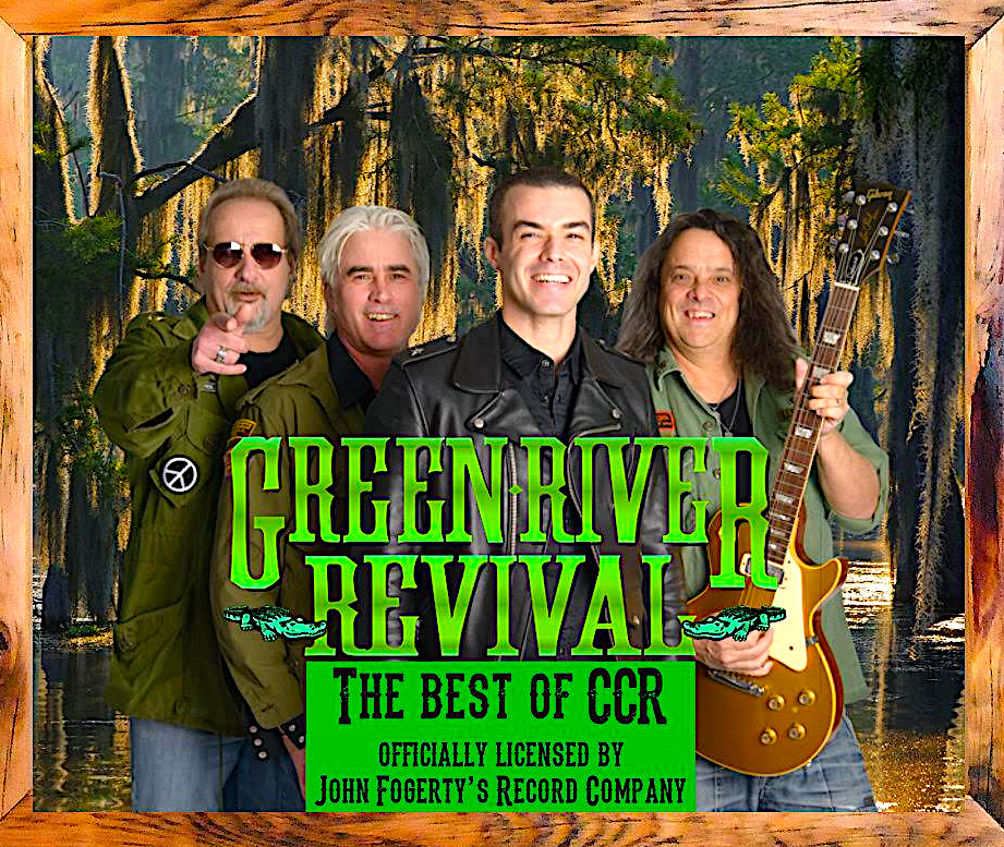 Green Water Revival CCR Tribute