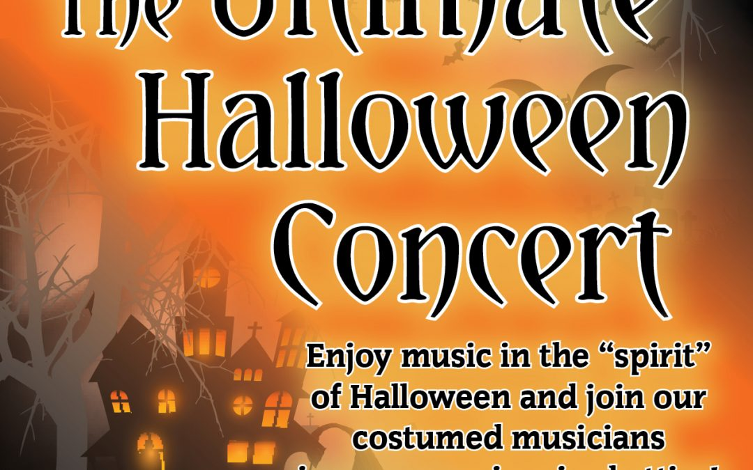 The Ultimate Halloween Concert