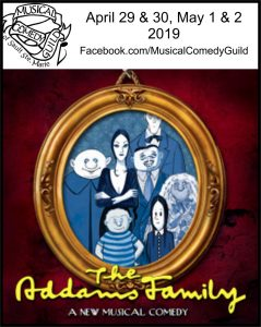 The Adams Family Poster