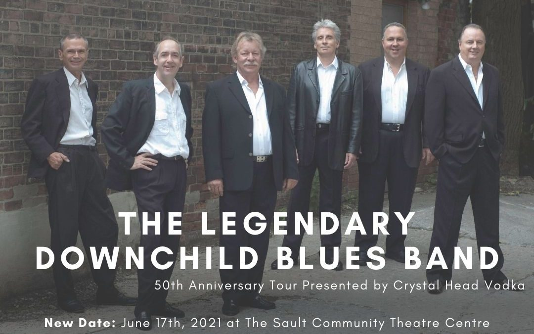 The Legendary Downchild Blues Band – 50th Anniversary Tour